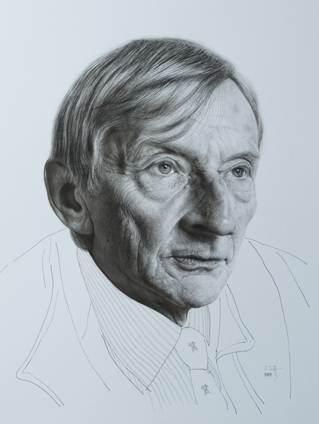 Sir Adam Roberts Drawing